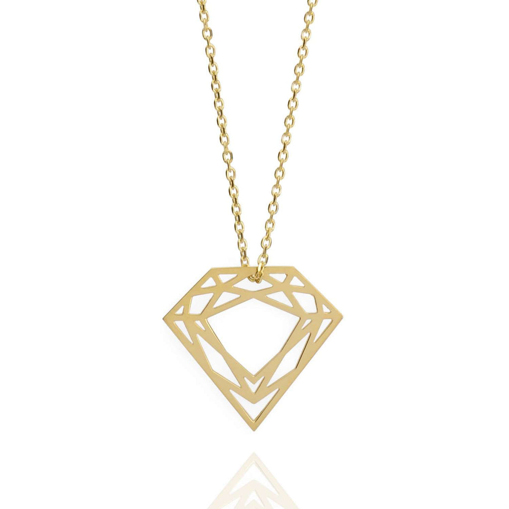 Classic Diamond Necklace