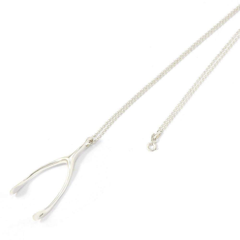 Silver Chance My Luck Necklace
