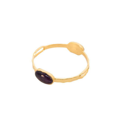 Deco Five Stone Bangle