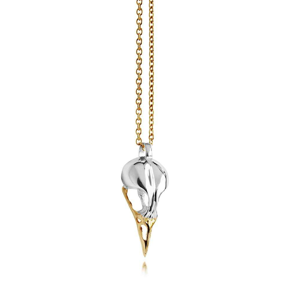 Yellow Gold Bird - Hjalte Jewellery - THE POMMIER - 3