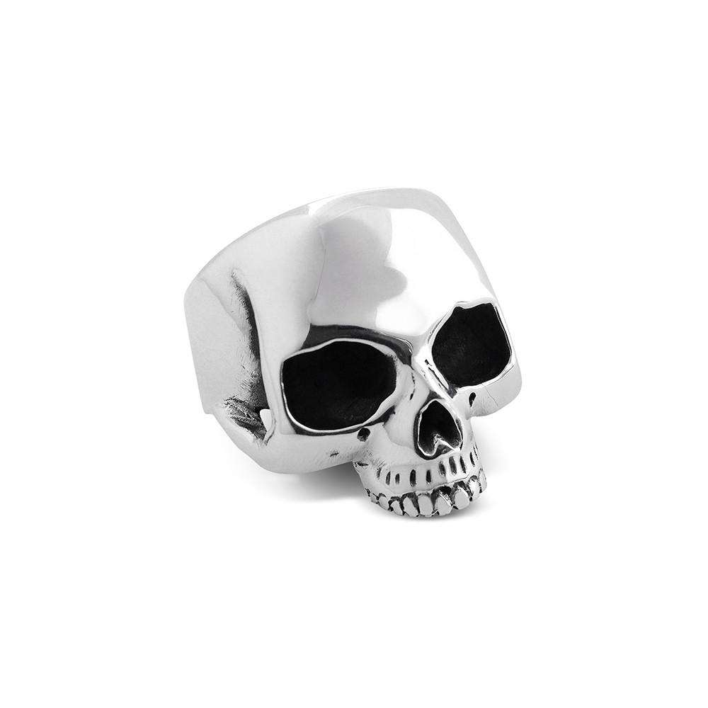 Skull Ring - Hjalte Jewellery - THE POMMIER - 1