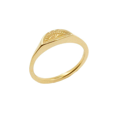 Gemini Astrology Ring
