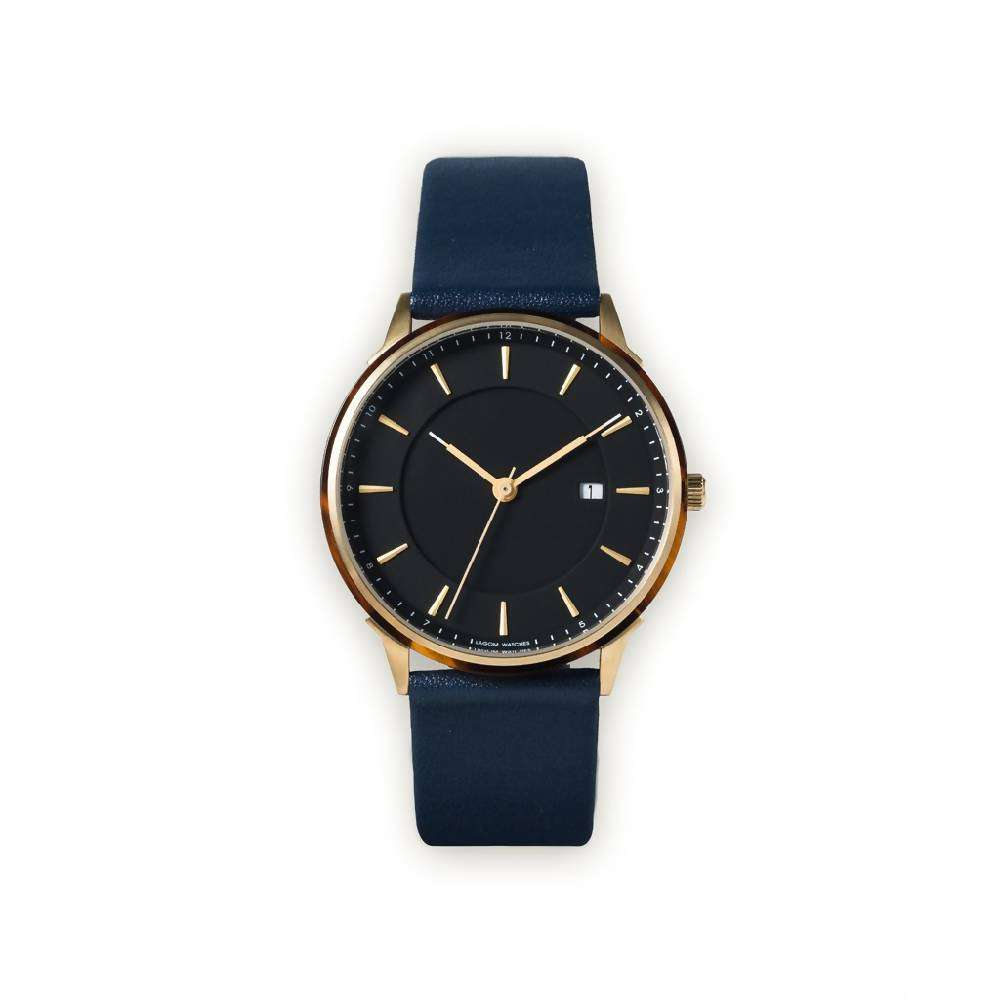 BÖRJA LW008-Gold.Black.Navy