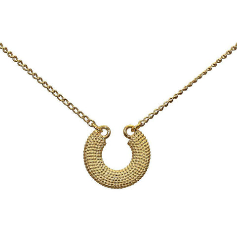 Tyro Yellow Gold Pendant