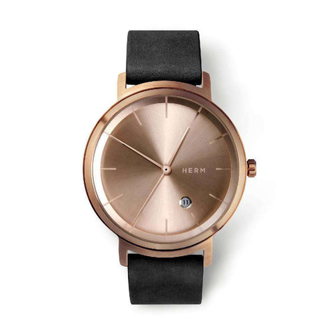 Phoenix Rose Gold Chronograph Watch