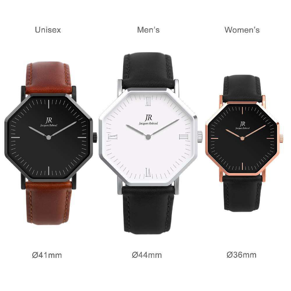 Lumiere Intense Classic Rose | St. Martin Unisex 41mm Watch
