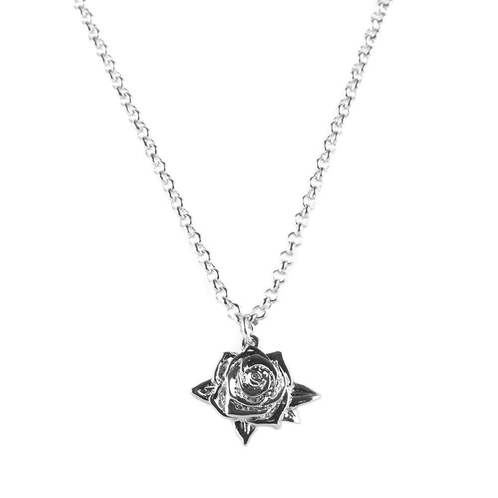 Rose Necklace - Roz Buehrlen - THE POMMIER - 1