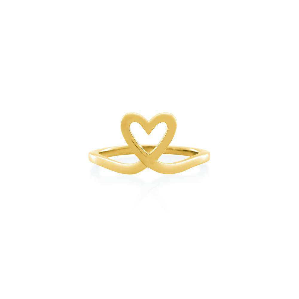 Shape Of My Heart Ring