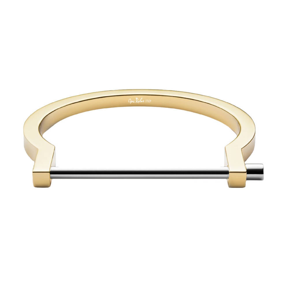 Gold Classic Screw Cuff
