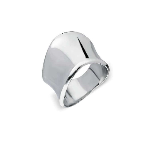 Diamond Paradox Ring - Silver
