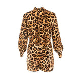 Arabian Leopard Playsuit