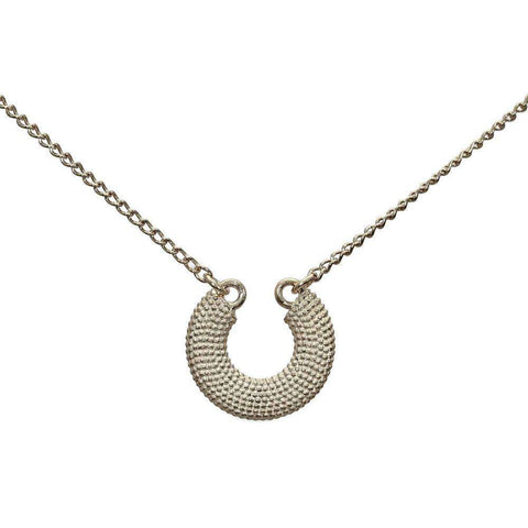 Tyro In-line Sterling Silver Necklace