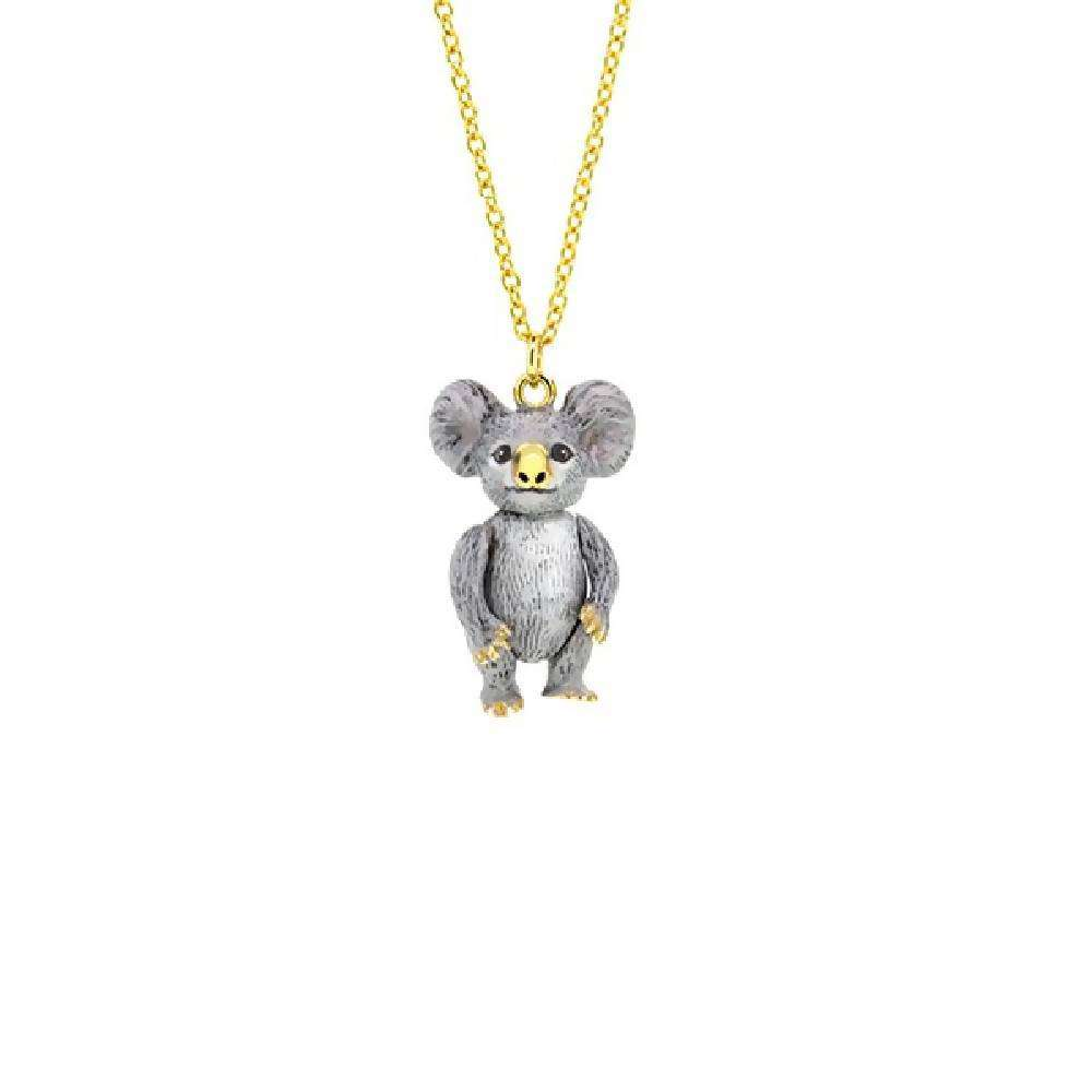 Luca Koala Necklace
