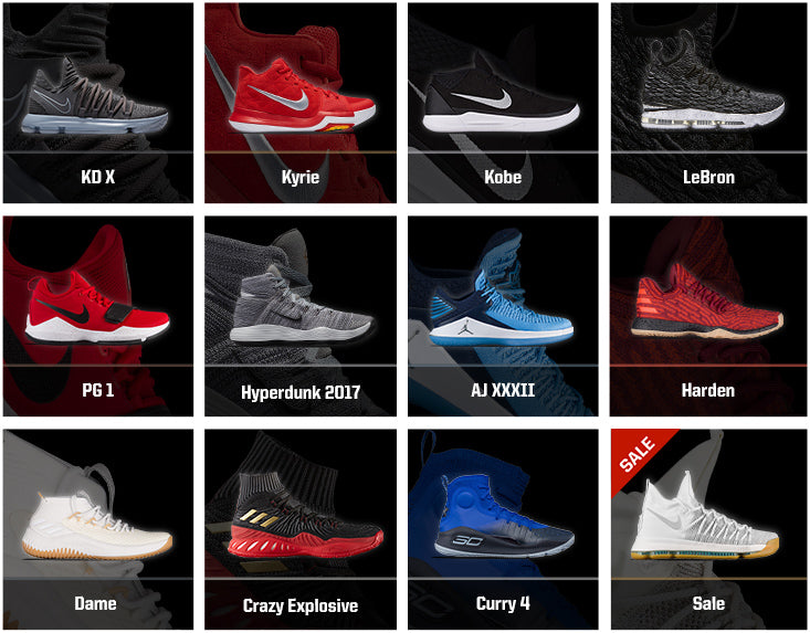What Sneakers are NBA Players Wearing