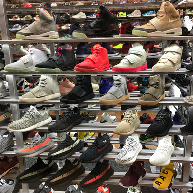 What Are The Best Sneaker Stores In NYC, New York?