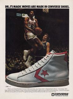 10 Questions Answered About The Converse Dr. J Pro Leather