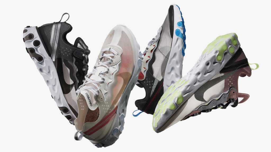 Moda Prever sello  How Does The Nike React Element 87 Feel On Foot Review – SneakerBinge