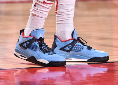 P.J. Tucker Wore The Travis Scott x Jordan 4 Cactus Jack in The NBA Playoffs
