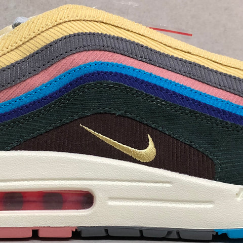 6c608f88a14 Nike Air Max 1/97 VF SW Sean Wotherspoon Real vs Fake Guide - Photos ...