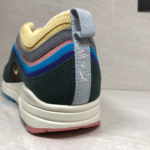 REAL VS FAKE NIKE AIR MAX 971 SW SEAN WOTHERSPOON YouTube
