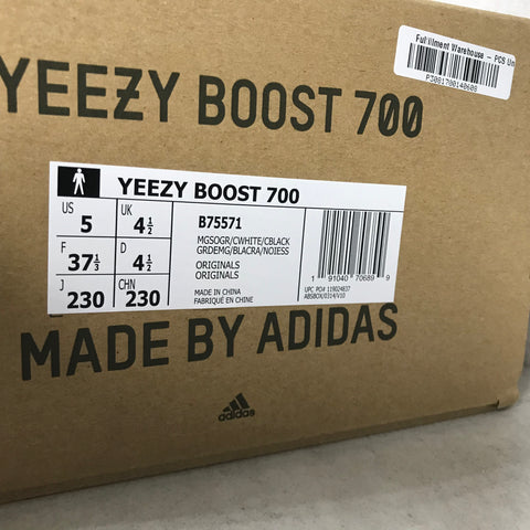 various colors 910c6 671c8 Adidas Yeezy Boost 700 Wave Runner Real vs Fake Guide ...