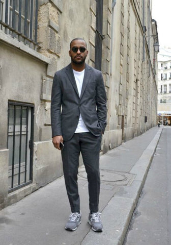 10 Sneakers To Wear With A Suit + Tips