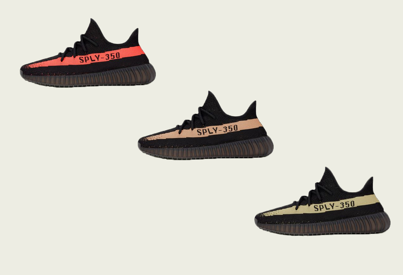 Order Adidas Yeezy Boost 350 V 2 'Black / Green' (BY 9611) Core Black