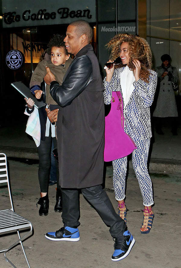 Pictures of Jay-z Wearing Air Jordans