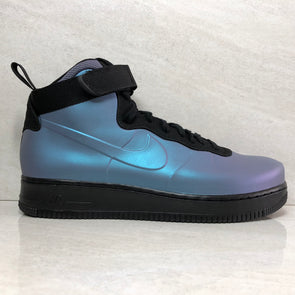 Nike Air Force 1 Foamposite Cupsole Light Carbon AH6771-002 Men's Size 10.5/11 Light Carbon
