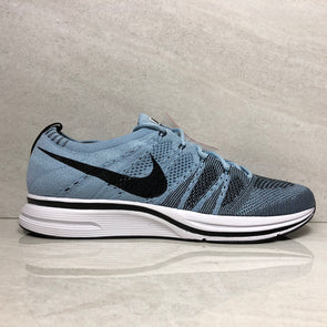 Nike Mens Flyknit Trainer AH8396 400 Men's Size 9.5 Cirrus Blue/Black