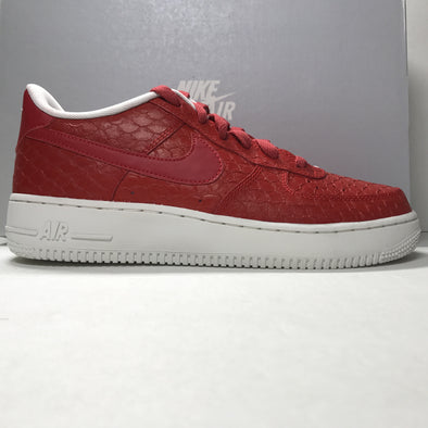DS Nike Air Force 1 LV8 GS Action Red Size 7Y - DOPEFOOT  - 1