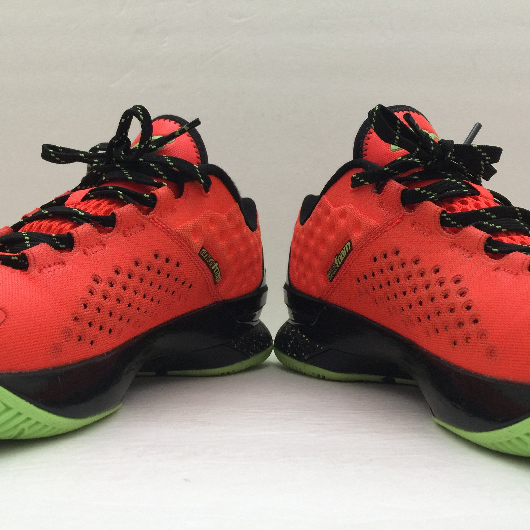 Under Armour Curry One Bolt Orange Size 10 - DOPEFOOT  - 5