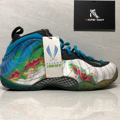 Nike Air Foamposite One Premium Weatherman Size 11.5 Men's Basketball Shoes