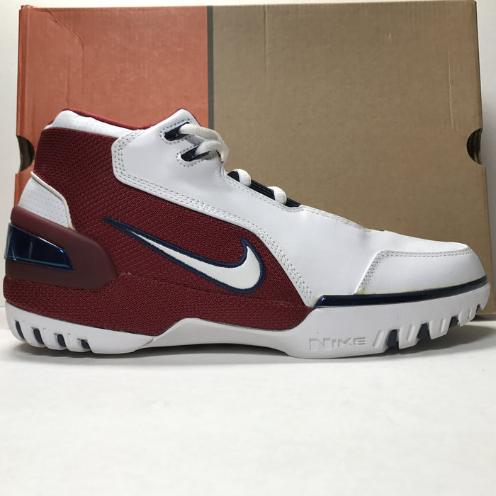 DS Nike Air Zoom Generation 1st Game OG 2003 Size 9 - DOPEFOOT  - 1