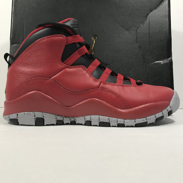 DS Nike Air Jordan 10 X Retro Bulls over Broadway Size 7Y - DOPEFOOT  - 1
