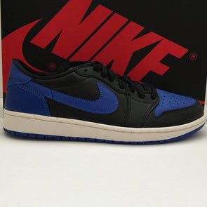 "DS Nike Air Jordan 1 I Low OG ""Royal"" Size 10.5/Size 12 - DOPEFOOT  - 1"