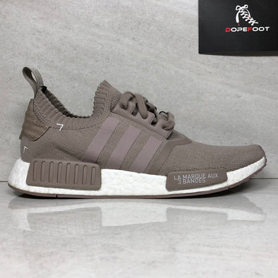 DS Adidas NMD R1 PK French Beige Size 9.5 Primeknit S81848
