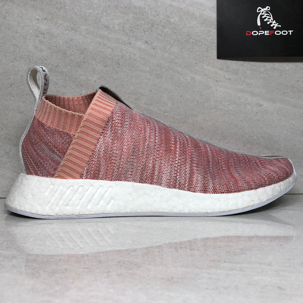 Adidas CS2 PK Kith Naked Size 10.5 Pink/White BY2596