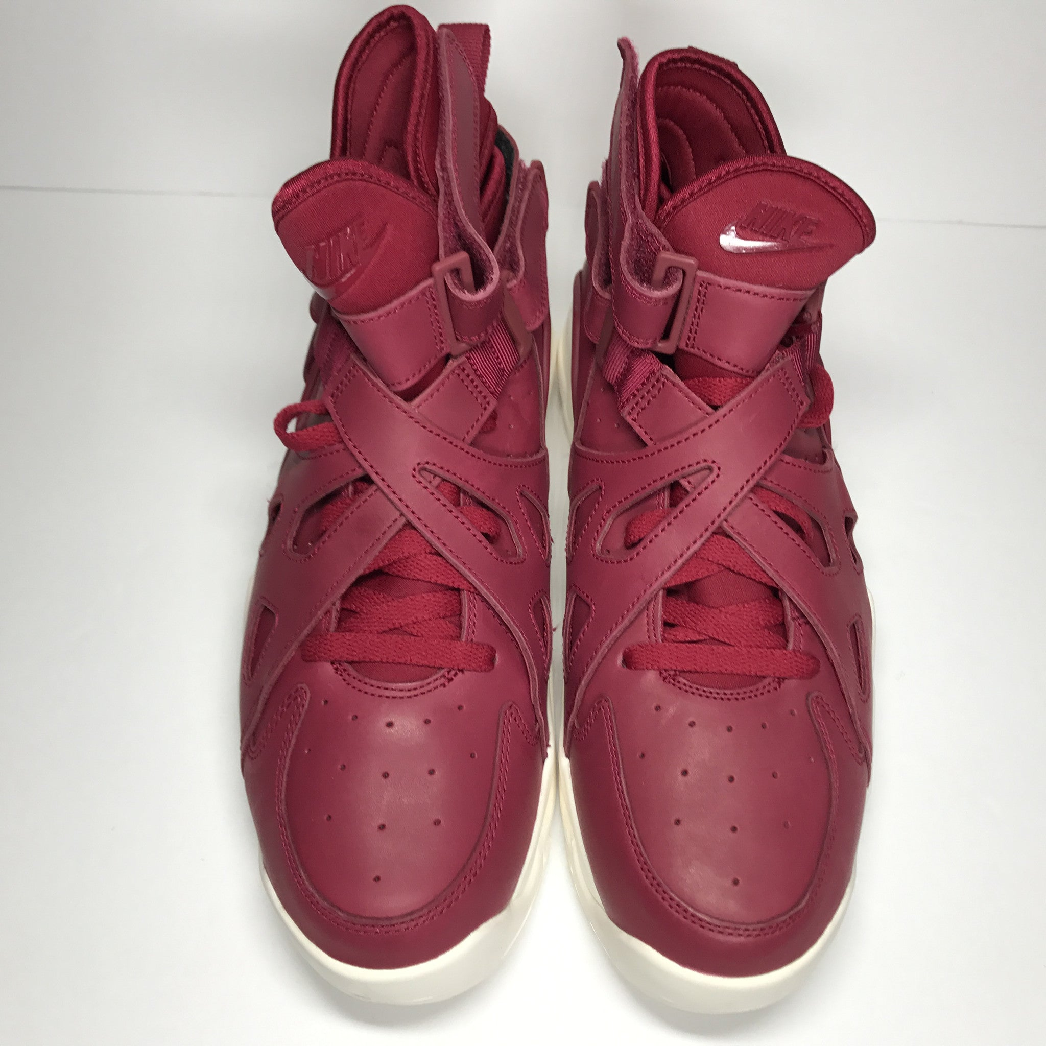 DS Nike Lab Air Unlimited Noble Red Size 10.5