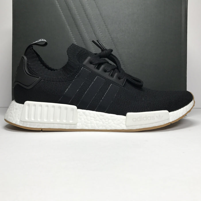 DS Adidas NMD R1 PK Black/Gum Size 10.5