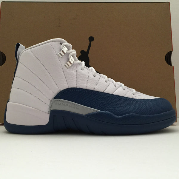 Real Vs Fake Retro 12: DS Nike Air Jordan 12 XII French Blue Size 8/Size 8.5/Size
