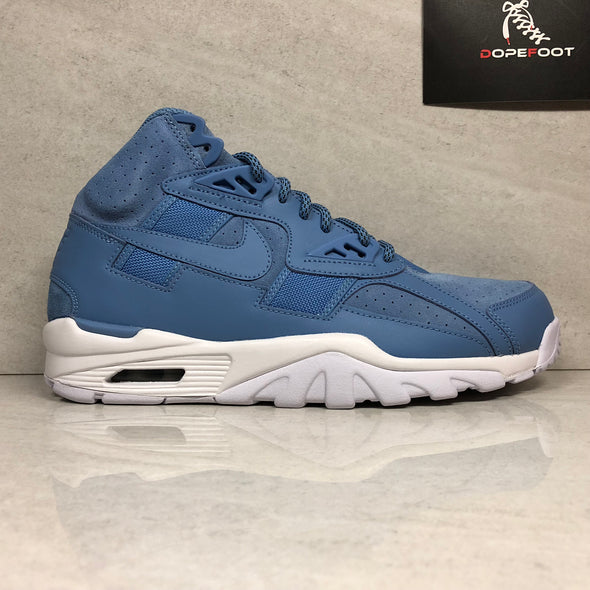 DS Nike Air Trainer SC High Size 9 Light Blue 302346 401