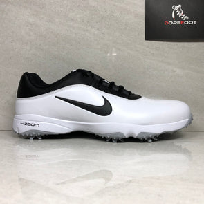 DS Nike Air Zoom Rival Golf Shoe Size 9 White/Black 878957 100