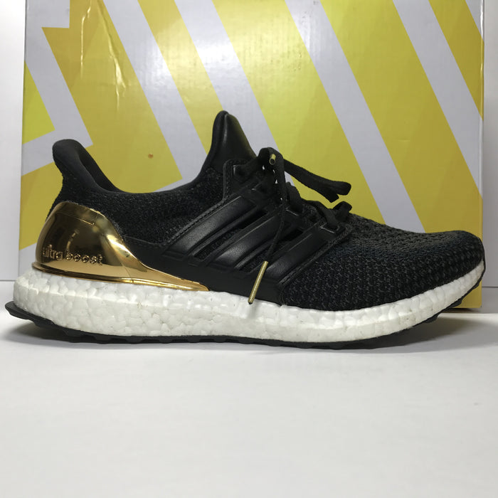 Adidas Ultra Boost LTD Gold Medal Pack Size 8