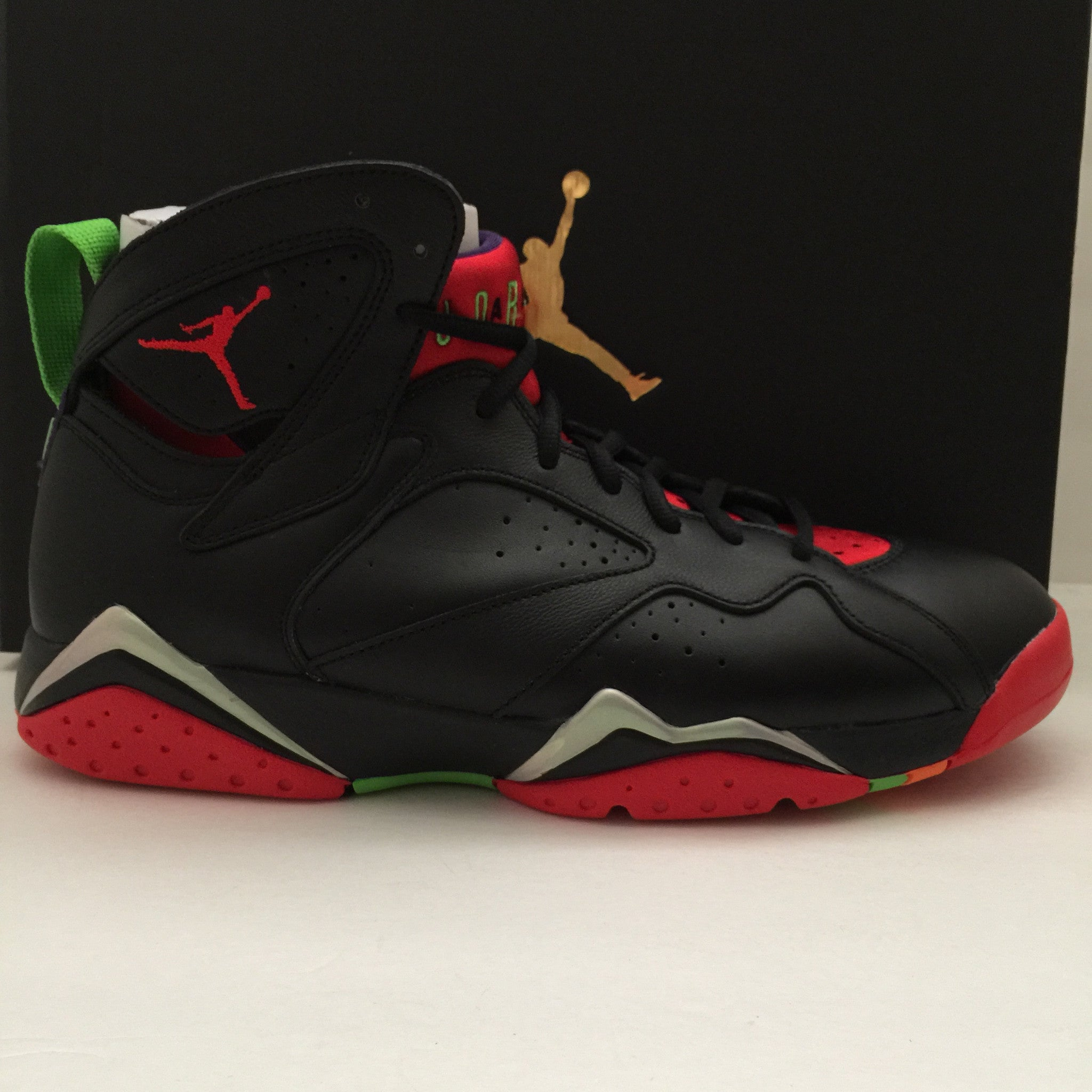 DS Nike Air Jordan 7 Retro Marvin The Martian Size 9.5/Size 10 - DOPEFOOT  - 1
