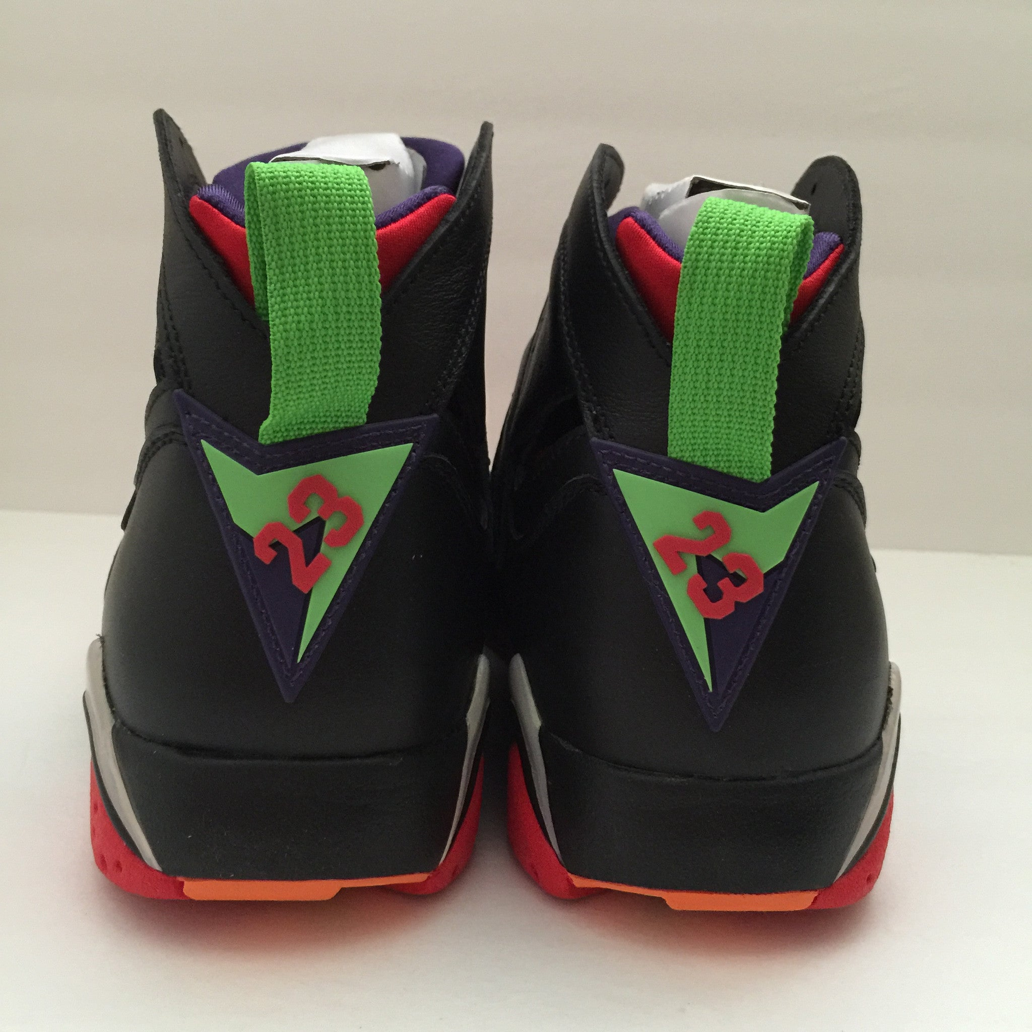 DS Nike Air Jordan 7 Retro Marvin The Martian Size 9.5/Size 10 - DOPEFOOT  - 5