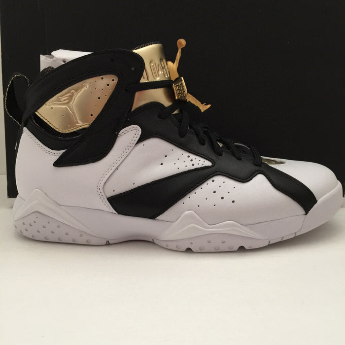 DS Nike Air Jordan 7 Retro C&C 'CHAMPAGNE' Size 8/ Size 14 - DOPEFOOT  - 1