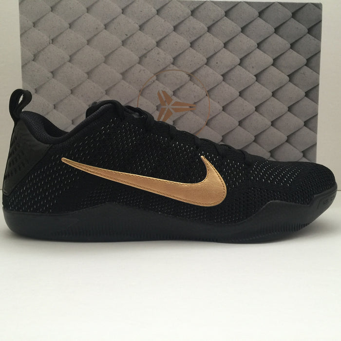 DS Nike Kobe 11 XI Elite Low FTB Fade To Black Size 12 - DOPEFOOT  - 1