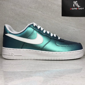 DS Nike Air Force 107 LV8 Size 11.5 Fresh Mint 823511 301