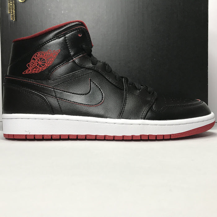 DS Nike Air Jordan 1 I Mid Lance Mountain Black/Red Size 8.5/Size 9.5/Size 10